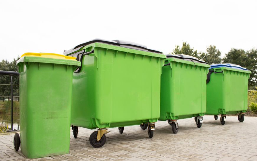 Waste disposal equipment