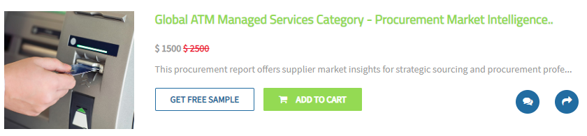 Global ATM Managed Services Category